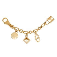 Hermes Gold Breloque Olga Bag Charm