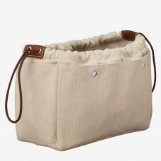 Hermes Medium Fourbi 25cm Insert Bag