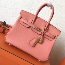 Hermes Crevette Clemence Birkin 25cm Handmade Bag