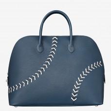 Hermes Bolide 1923 Blue 45 Baseball Bag