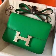 Hermes Epsom Constance 24cm Bambou Handmade Bag