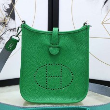 Hermes Bamboo Evelyne II TPM Messenger Bag