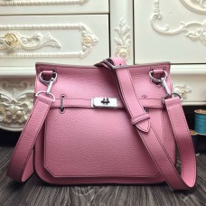 Hermes Pink Large Jypsiere 34cm Bag