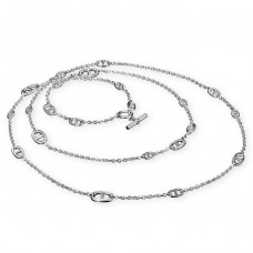 Hermes Farandole 160cm Long Necklace