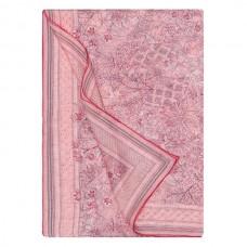 Hermes Pink Fleurs Et Papillons De Tissus Bandana
