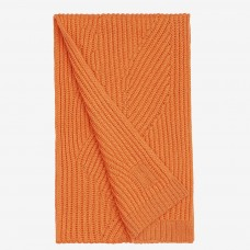 Hermes Orange Chamonix Muffler