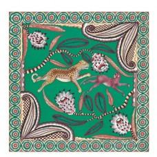 Hermes Vert Savana Dance Shawl