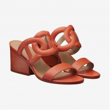 Hermes Camarel Peace Sandals