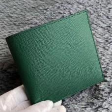 Hermes Green MC² Copernic Compact Wallet